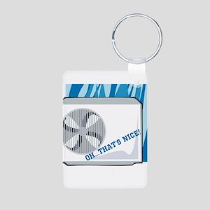 Air Conditioning Appreciation Days Keychains