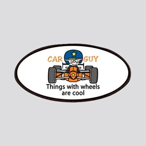 Car Guy Patches