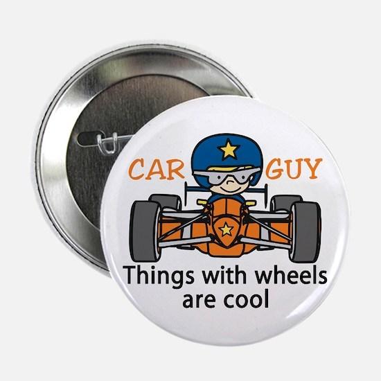 """Car Guy 2.25"""" Button"""