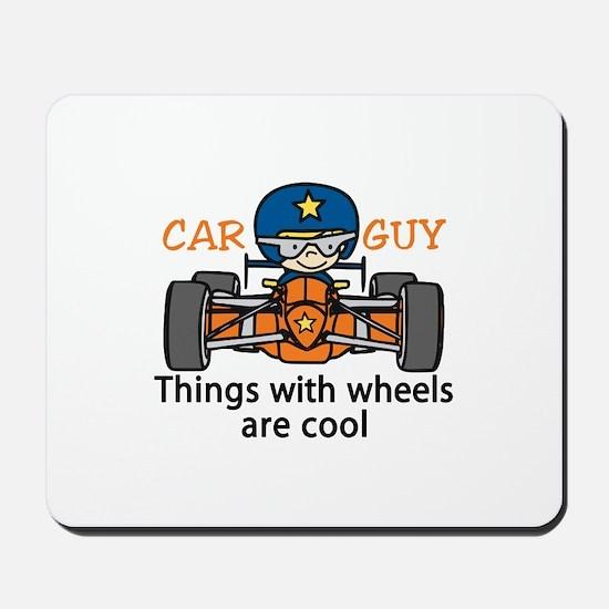 Car Guy Mousepad