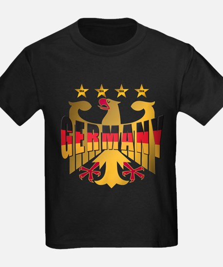 Germany four Star Champions T