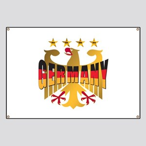 Germany four Star Champions Banner
