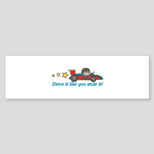 Drive It! Bumper Sticker
