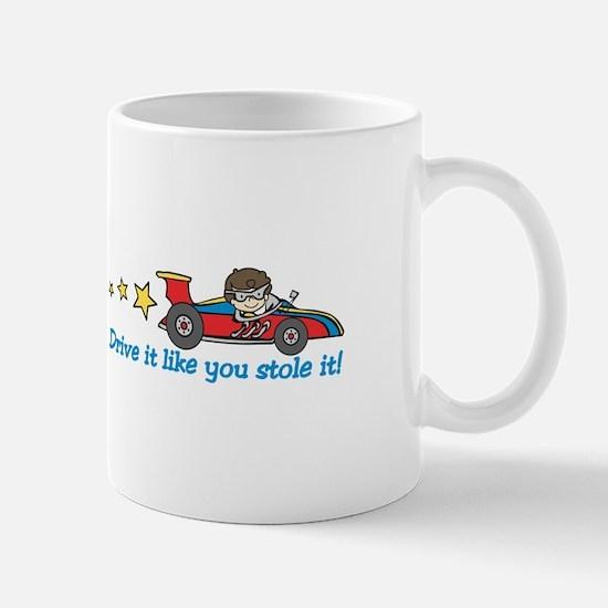 Drive It! Mugs