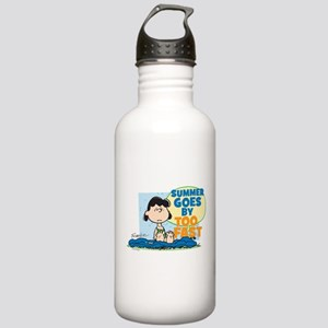 The Peanuts: Summer Go Stainless Water Bottle 1.0L