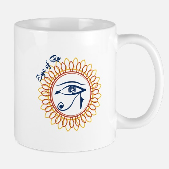 Eye Of Ra Mugs