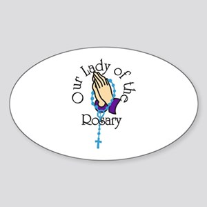 Our Lady Sticker