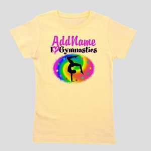 GYMNAST STAR Girl's Tee