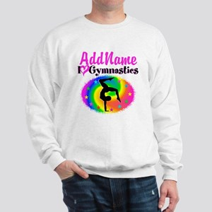 GYMNAST STAR Sweatshirt