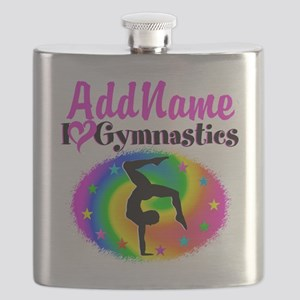 GYMNAST STAR Flask
