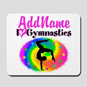 GYMNAST STAR Mousepad