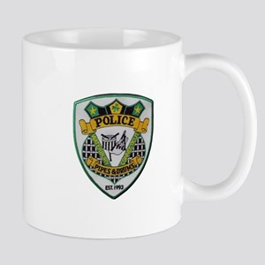 Waterbury Police Pipes Drums Mugs