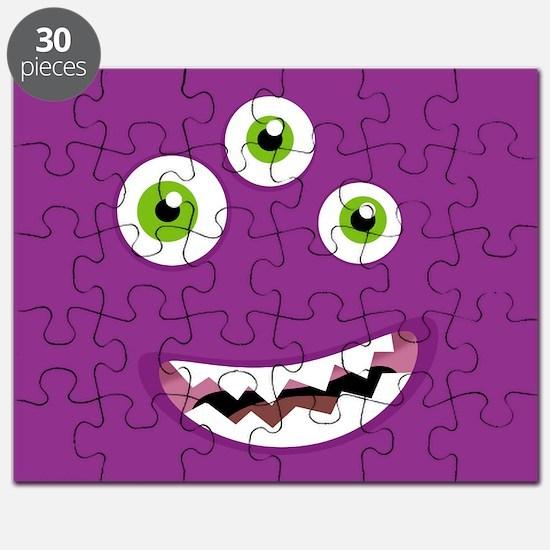 Purple People Eater Puzzle