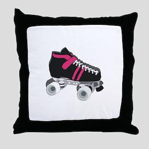 Rollar Stake Throw Pillow