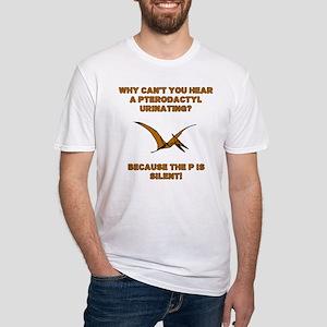 Pterodactyl Pee Silent P T-Shirt