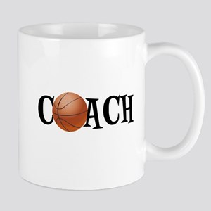 Basketball Coach Mugs