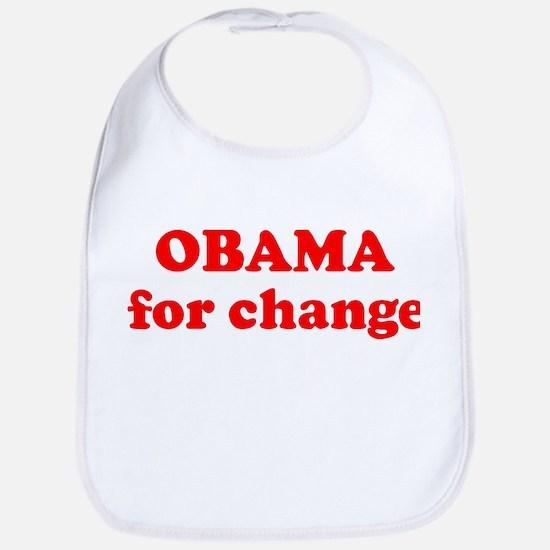 OBAMA for change  Bib