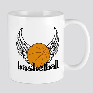 Basketball with Wings Mugs