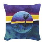 In Limbo - Fandango Woven Throw Pillow
