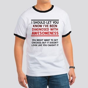 Diagnosed With Awesomeness T-Shirt