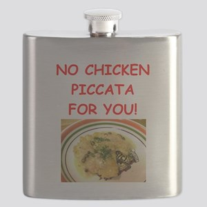 chicken piccata Flask