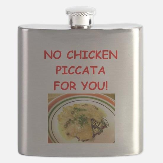 chicken piccata Flask
