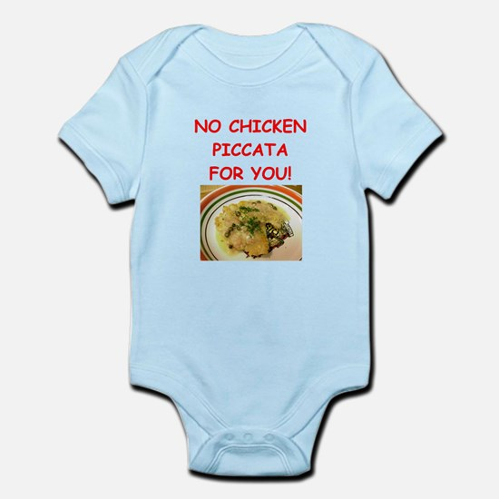 chicken piccata Body Suit