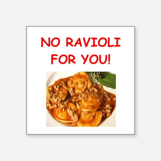 ravioli Sticker