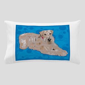 LINDA SIS ART CAFE Pillow Case