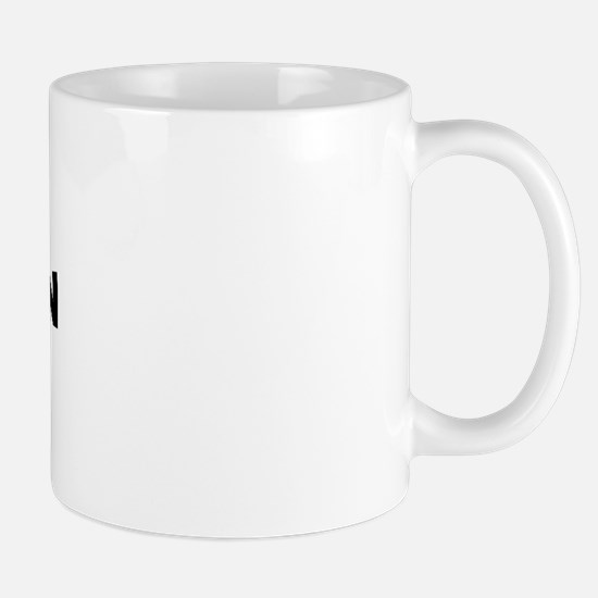 BRAN MUFFIN attitude Mug