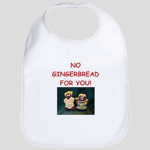 gingerbread Bib