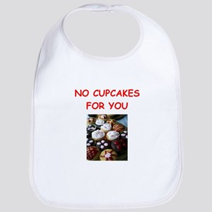 cupcakes Bib