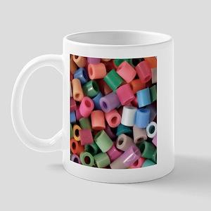 Plastic Craft Beads - Crafty Mug