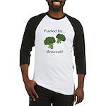 Fueled by Broccoli Baseball Jersey