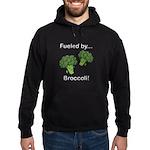 Fueled by Broccoli Hoodie (dark)
