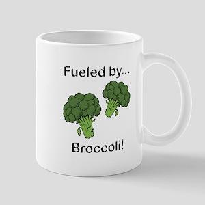 Fueled by Broccoli Mug