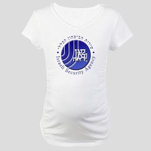 ISA: Shabak (Shin Bet) Maternity T-Shirt