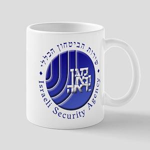ISA: Shabak (Shin Bet) Mug