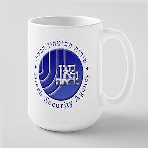 ISA: Shabak (Shin Bet) Large Mug