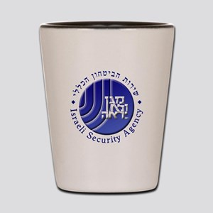 ISA: Shabak (Shin Bet) Shot Glass