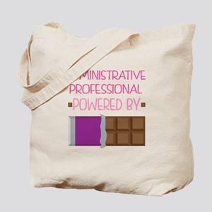 Administrative professional powered by ch Tote Bag