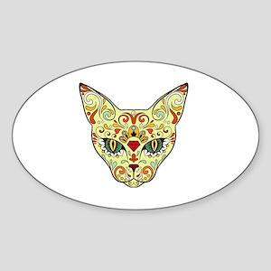 ishcazorla Sticker (Oval)