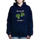 Broccoli Junkie Women's Hooded Sweatshirt