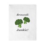 Broccoli Junkie Twin Duvet