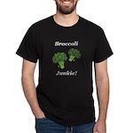 Broccoli Junkie Dark T-Shirt