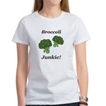 Broccoli Junkie Women's T-Shirt