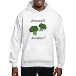 Broccoli Junkie Hooded Sweatshirt