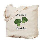 Broccoli Junkie Tote Bag