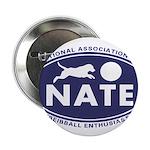 """NATE logo 2.25"""" Button"""