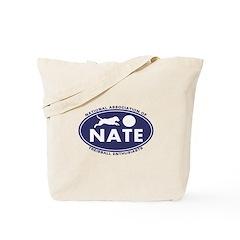 NATE logo Tote Bag
